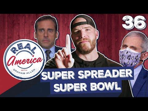 Super Spreader Super Bowl