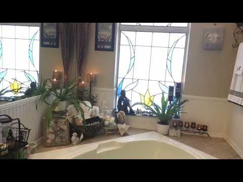 Spa Bathroom Tour With DIY Dollar Tree Budget Home Decor Bathroom Refresh! Elegance
