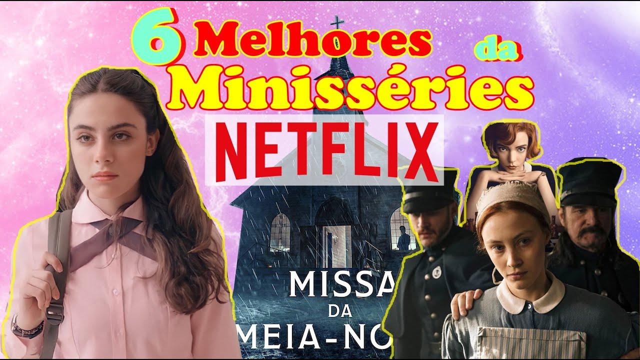 Top 6 Melhores Minisséries da Netflix que você precisa assistir