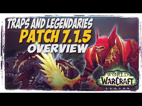 BM HUNTER IS GREAT AGAIN! WoW Legion Patch 7.1.5 Overview