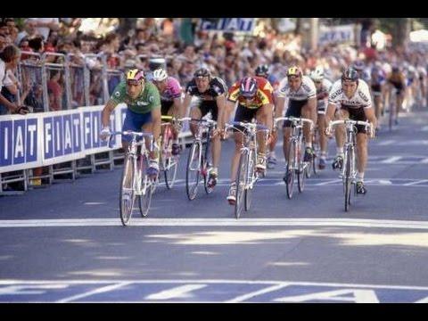 Tour de France 1991 Stage 4 Abdoujaparov 286km! SD
