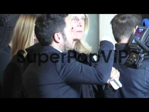 J.A. Bayona At The Impossible Premiere In Hollywood, 12/1...