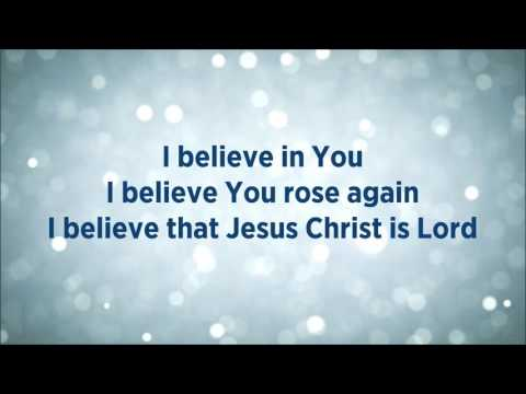 This I Believe The Creed Lyrics   Hillsong Worship