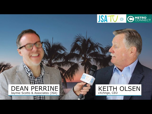 Metro Connect 2019: vXchnge CEO Explains the vXchnge Difference