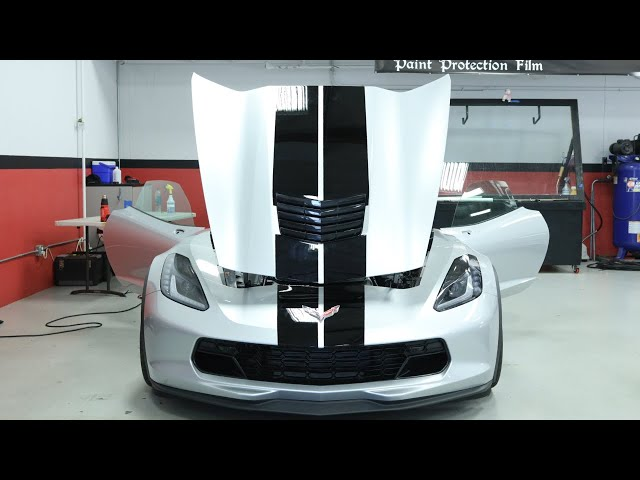 Introducing Black Paint Protection Film available at Ghost Shield Film