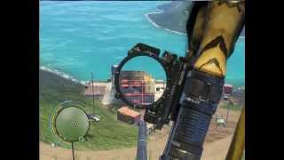 Far Cry 3 Long Range with Recurve Bow