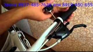 Видео по сборке велосипеда на литых дисках(http://wheelbike.ru - велосипеды на литых дисках. - Подарки - Гарантии - Доставка по РФ http://wheelbike.ru - магазин, в котором..., 2014-03-23T06:30:07.000Z)