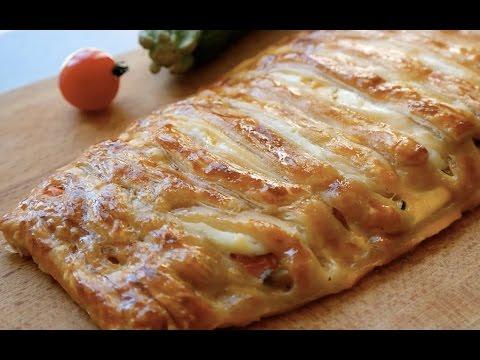 feuilleté-courgette-tomate-mozza