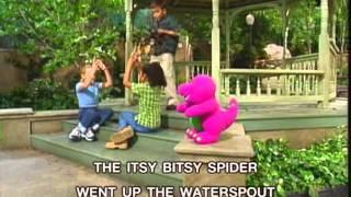 Play Itsy Bitsy Spider