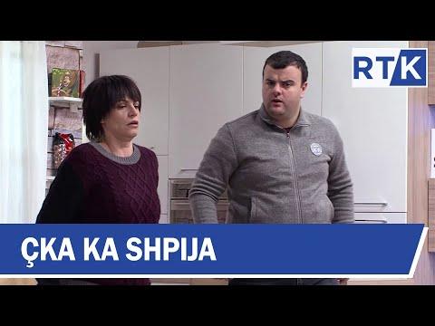 Çka Ka Shpija – Episodi 16 - Sezoni I III-të 23.01.2017