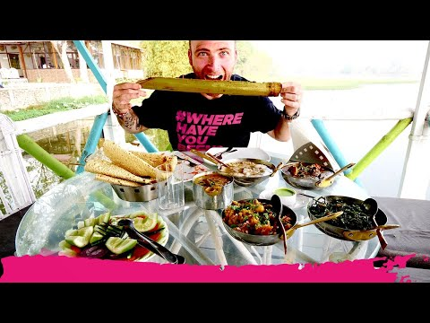 Phenomenal ASSAMESE PORK FEAST - Bamboo Pork, Boiled Pork, Chicken Curry | Sivasagar, Assam, India