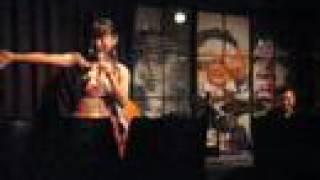 mikikoライブ Doxy 2008/5/9 mikiko(vo)・木全一敏(pf)・土田邦夫(b)・...