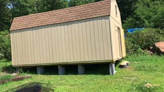 Tale Of Woe! Do Not Buy A Shed From Lowes/home Depot
