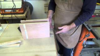 Easy Tenon Cutting Jig