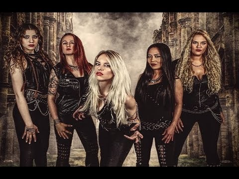 Burning Witches-Wings Of Steel