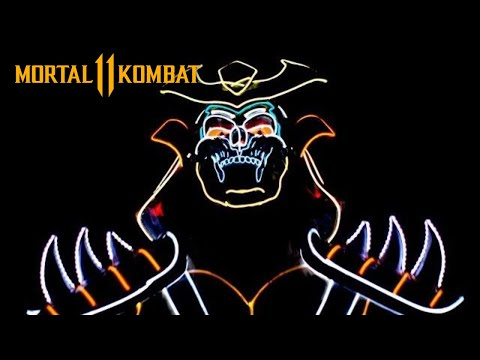 Lights Out! Neon On! | Mortal Kombat