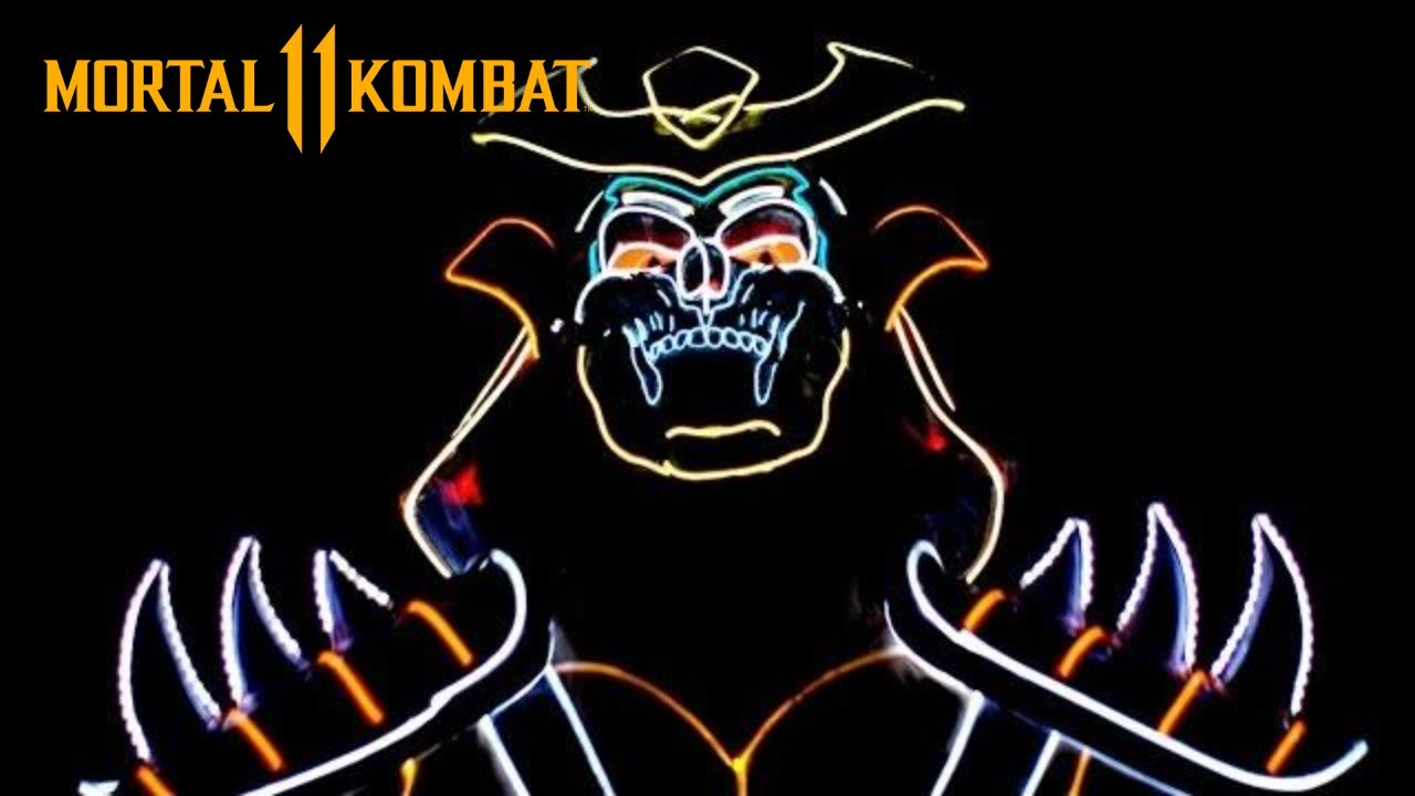 Lights Out! Neon On! | Mortal Kombat