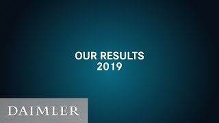 2019: Our full-year results
