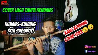 cover lagu dangdut tanpa kendang - Kunang-kunang Rita Sugiarto cover Hery flute
