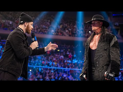 Undertaker chokeslams Sami Zayn in return to Madison Square Garden: SmackDown, Sept. 10, 2019