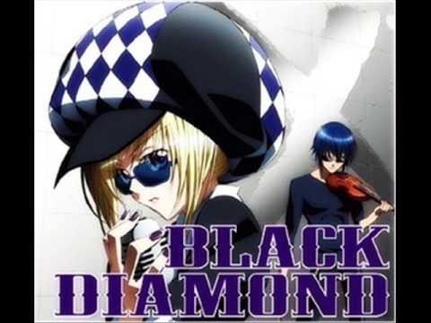 Shugo Chara! - Black Diamond - Nana Mizuki