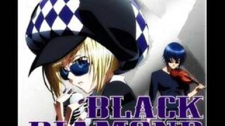 Shugo Chara!! Character Song Album Best! Track 07 Title - Black Dia...