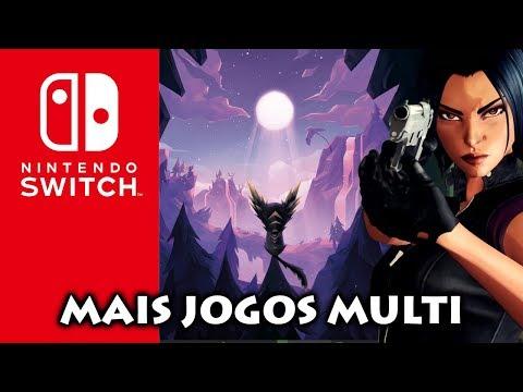 Nintendo Switch: EA e SQUARE anunciam multiplataforma pro console | Novo jogo da Monolith Soft
