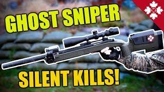 Stealth Sniping Behind ENEMY LINES!