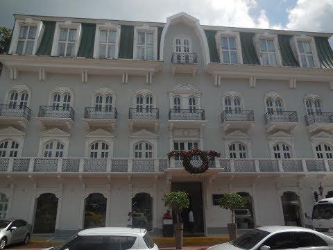 Historic Central Hotel in Casco Viejo Panama City
