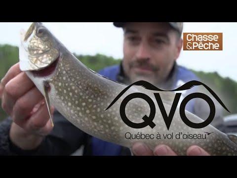 Pêche à la truite moulac à la Pourvoirie Dumoulin - QVO saison 8