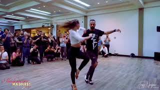 Talal & Edyta - Atelier / Workshop Salsa On2 @ Madessimo Madness 2019