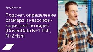 DrivenData N+1 fish: подсчет, определение размера и классификация рыб по видео – Артур Кузин