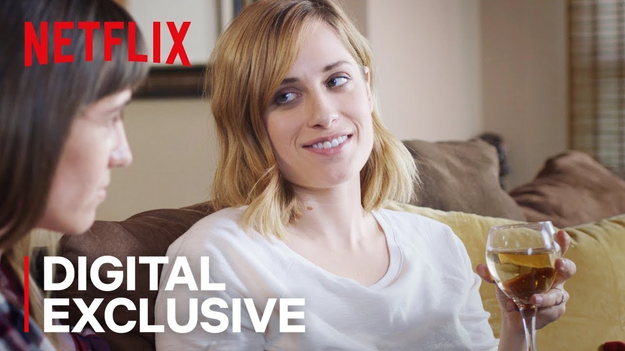 7299c93fcce The Couple | Open Relationships | Netflix - YouTube