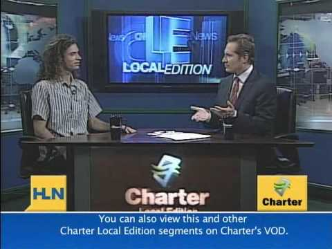 Evan Marks, Founder and Director of The Ecology Center interviewed on CNN Local Edition