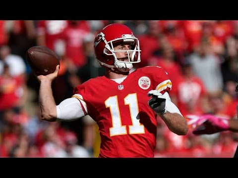 Alex Smith vs Saints (NFL Week 7 - 2016) - 214 Yards + 2 TDs! Elite!   NFL Highlights HD
