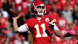Alex Smith vs Saints (NFL Week 7 - 2016) - 214 Yards + 2 TDs! Elite! | NFL Highlights HD