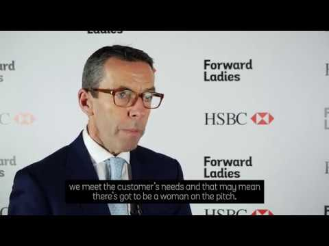 How to meet your customer's needs? Ian Stuart, CEO of HSBC UK