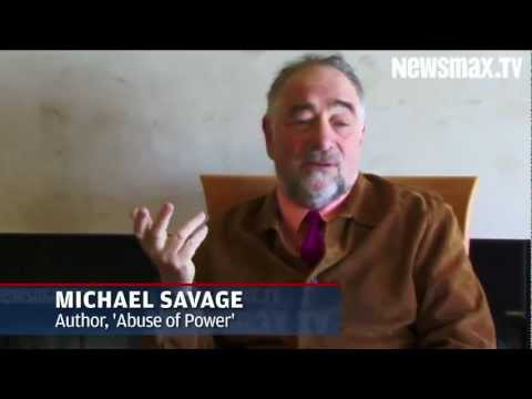 Michael Savage Television Interview on Abuse of Power and Obama