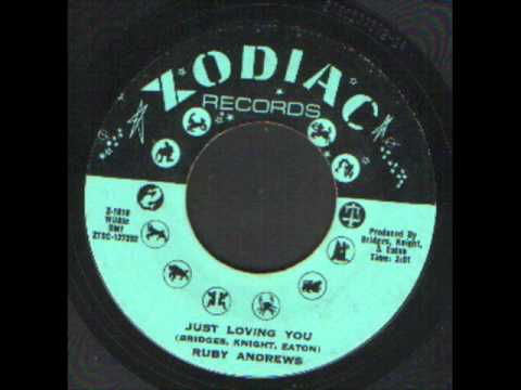 Ruby Andrews   just loving you   Northern soul