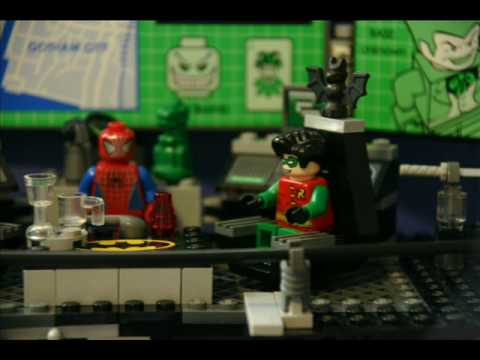The lego batman spiderman movie youtube - Spiderman batman lego ...