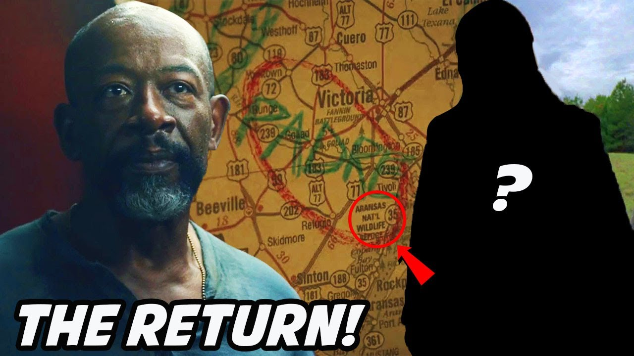 HUGE Easter Egg & MAJOR Character Returning! Fear The Walking Dead Season 7 Episode 2