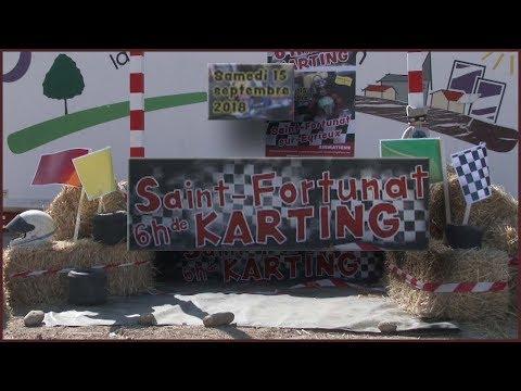 2018 09 15 Actu'Sport   6H de Karting à Saint fortunat sur Eyrieux