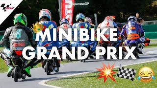 Japanese GP Minibike Grand Prix is back! | 2019 #JapaneseGP