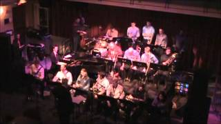 Davidson College Jazz Ensemble - Does This Chart Make Me Look Phat? - October 2014