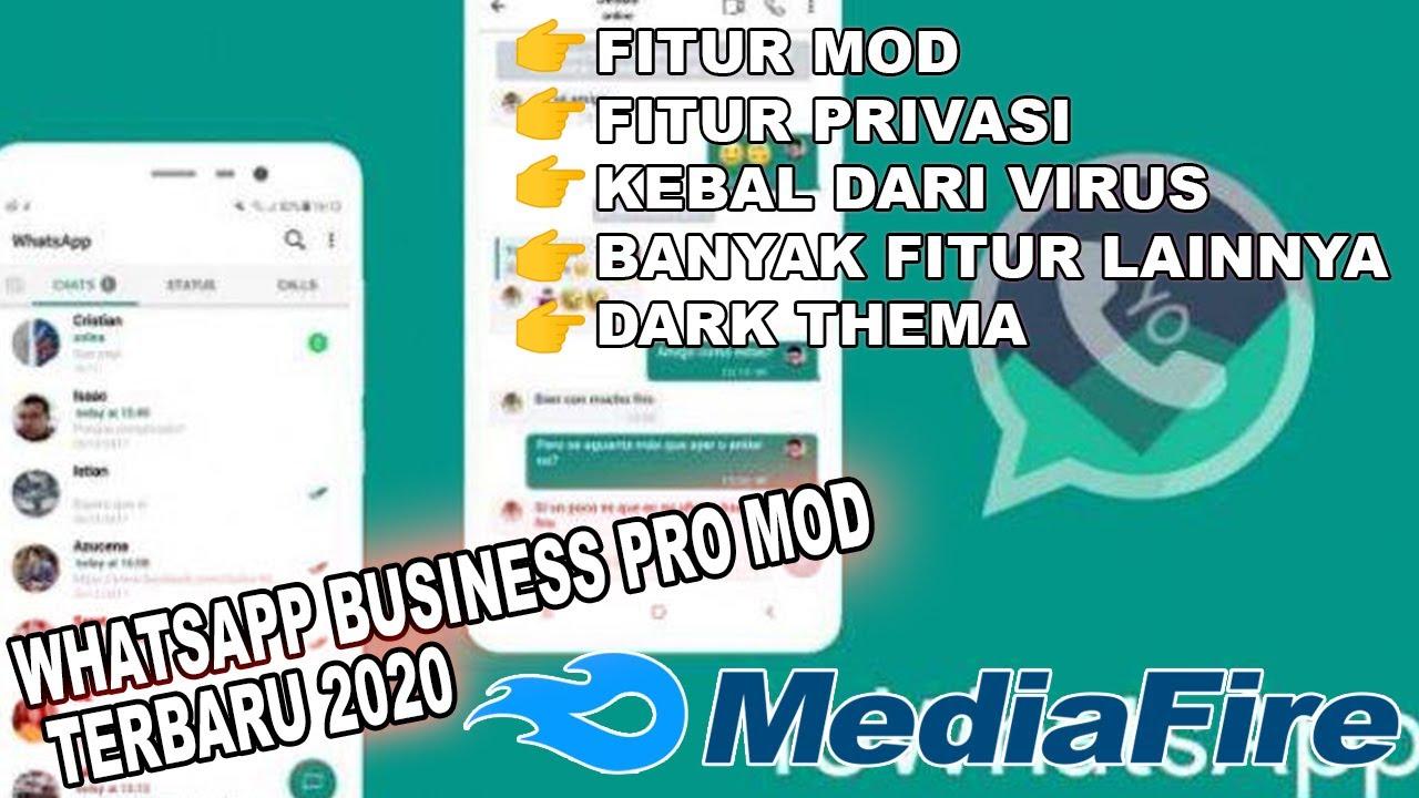 Whatsapp Business Mod Terbaru 2020 Yowhatsapp Business V3 0 Fitur Dnd Youtube