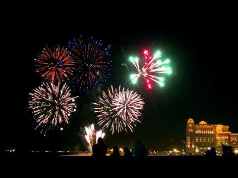 Fireworks @ katara