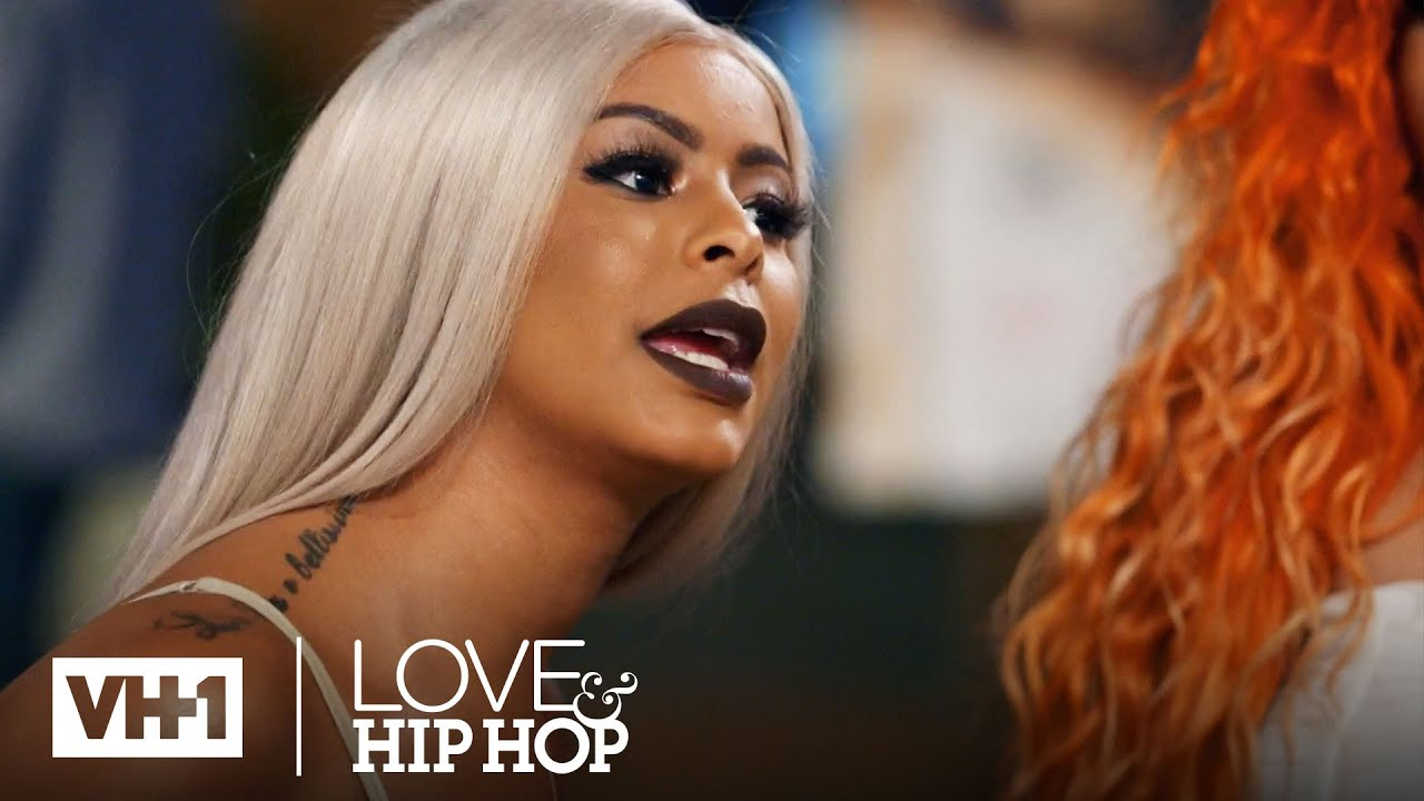 Alexis Skyy Wants Smoke w/ Chanel West Coast Over Solo Lucci! 🤬 Love & Hip Hop Hollywood