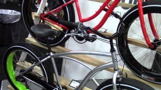Big Fat Monster Bike Tires & Wheels - 2013 Interbike - BikemanforU