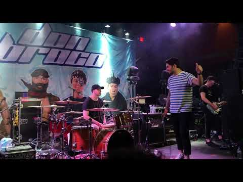 """""""Hold Your Breath"""" LIVE By Sleep On It At Amos Southend In Charlotte, NC On 9/17/19"""