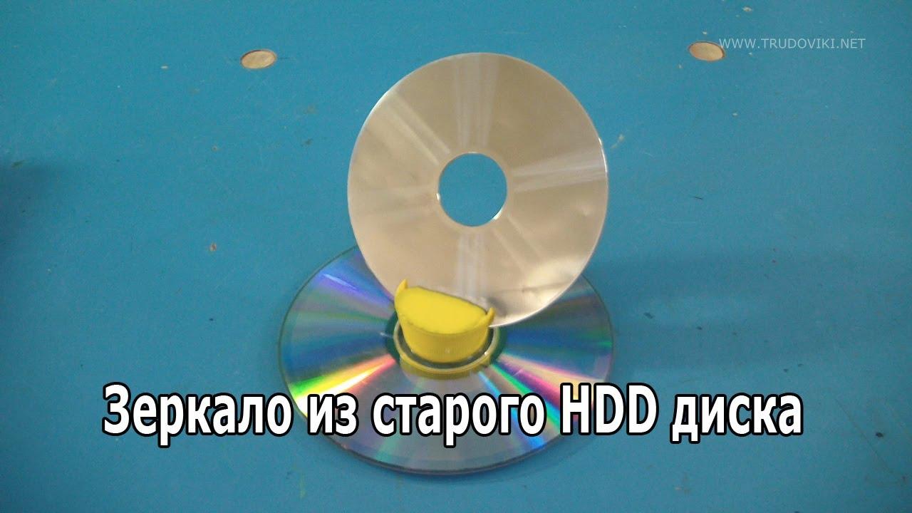 Как сделать зеркало жесткого диска